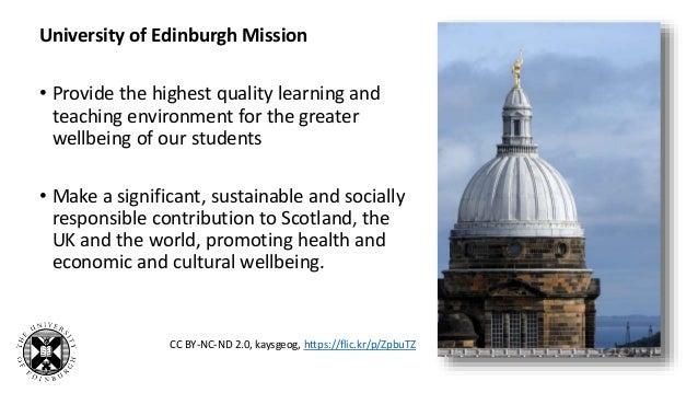 Open.Ed -  Supporting Open Education at the University of Edinburgh Slide 2