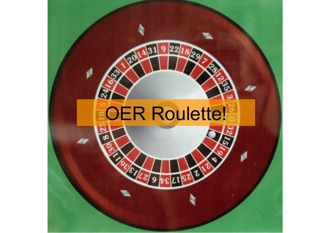 OER Roulette!