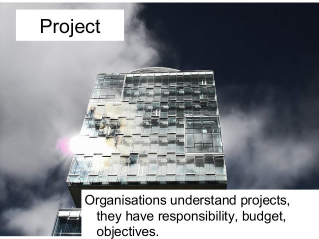 Can an unproject approach work (particularly in an era of cutbacks)?