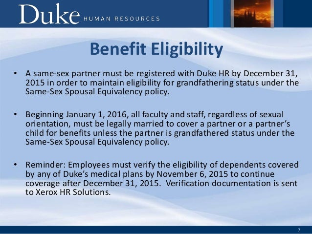 Open Enrollment for 2016 Benefits