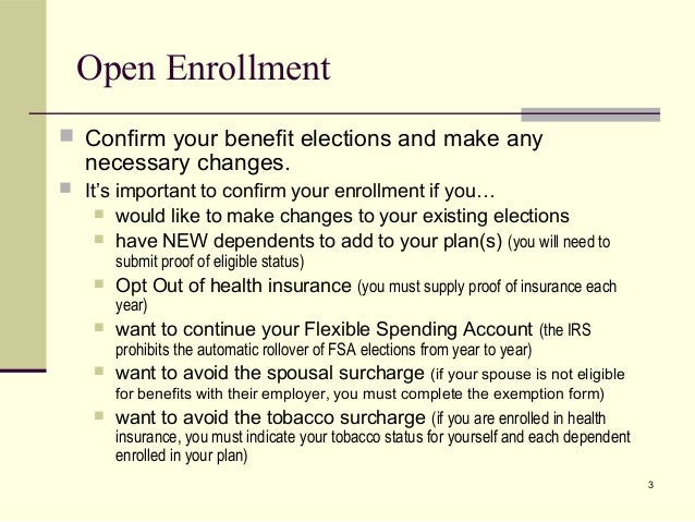 open-enrollment-presentation-2014-3-638 Open Enrollment For Health Insurance Template Letter on