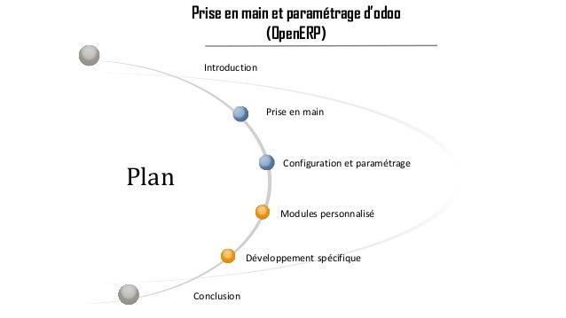Paramétrage et développement spécifique des modules odoo(OpenERP) Partie 1 Slide 2
