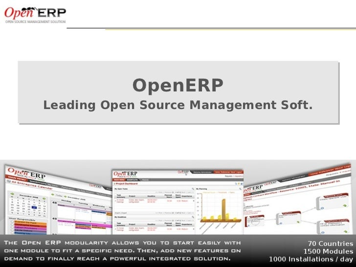 OpenERP      Leading Open Source Management Soft.      Leading Open Source Management Soft.Nom du fichier – à compléter   ...