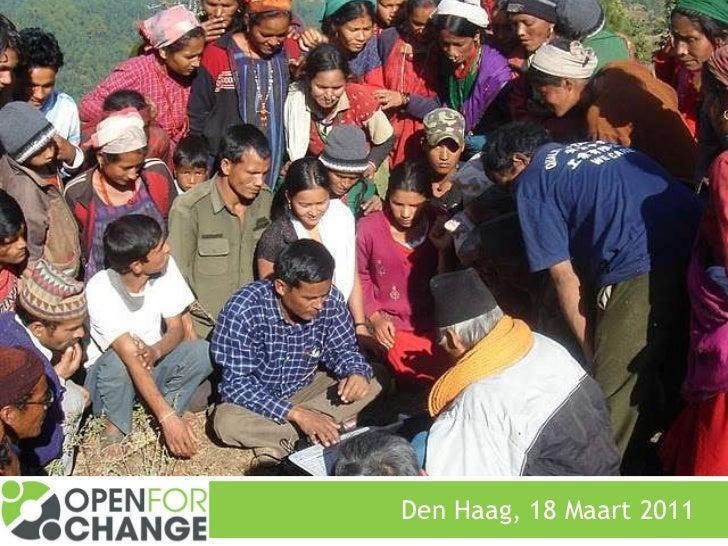 Den Haag, 18 Maart 2011<br />