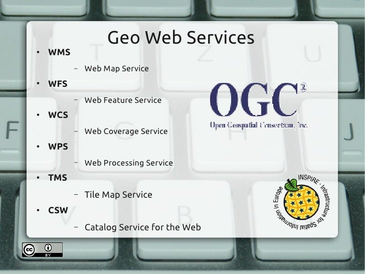 Open geo data - technical issue