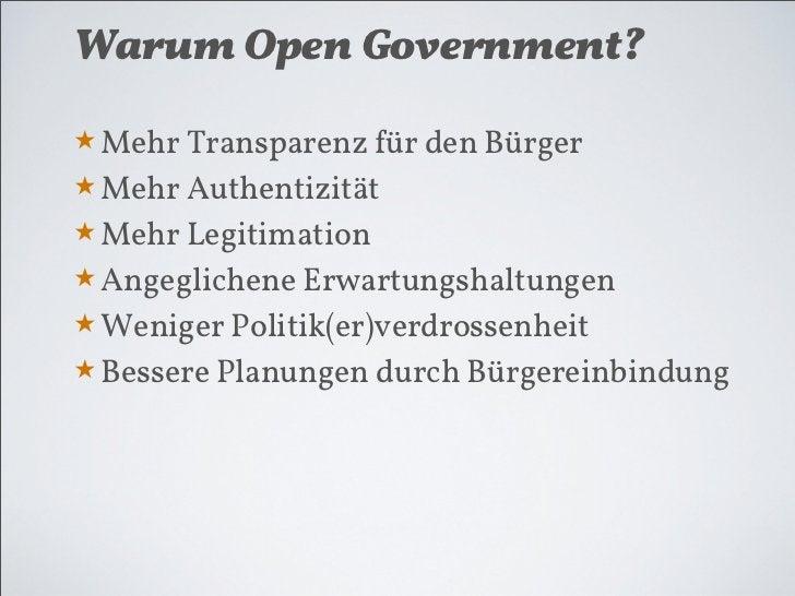 WIE?Information   Diskussion