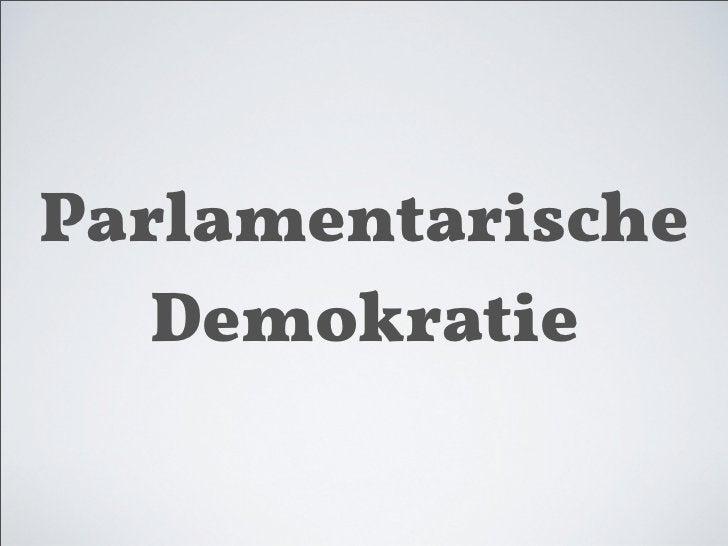 Open Government - Warum?