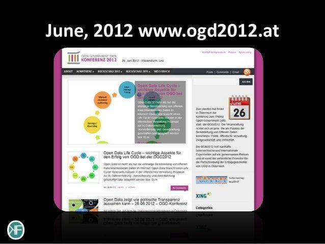 June, 2012 www.ogd2012.at
