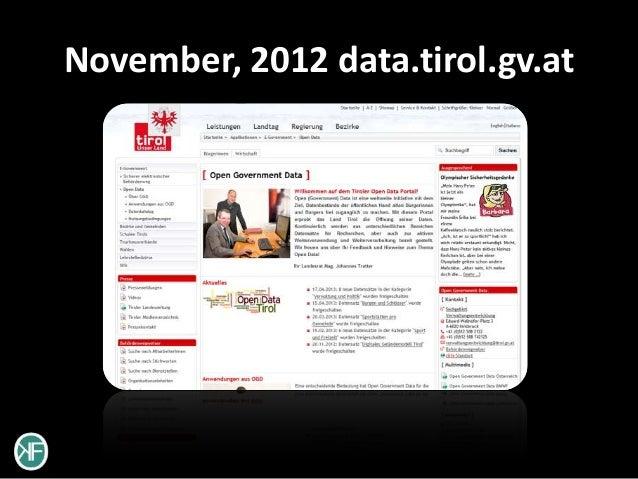 November, 2012 data.tirol.gv.at