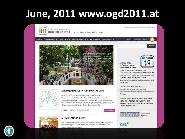 June, 2011 www.ogd2011.at