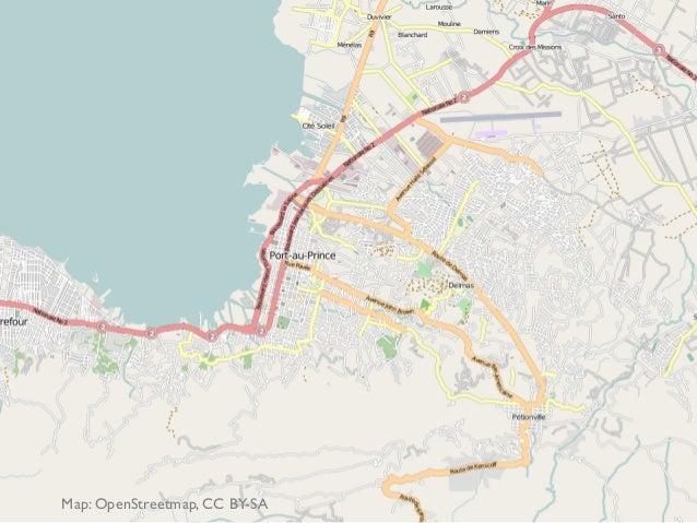 Map: OpenStreetmap, CC BY-SA