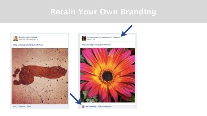 Retain Your Own Branding