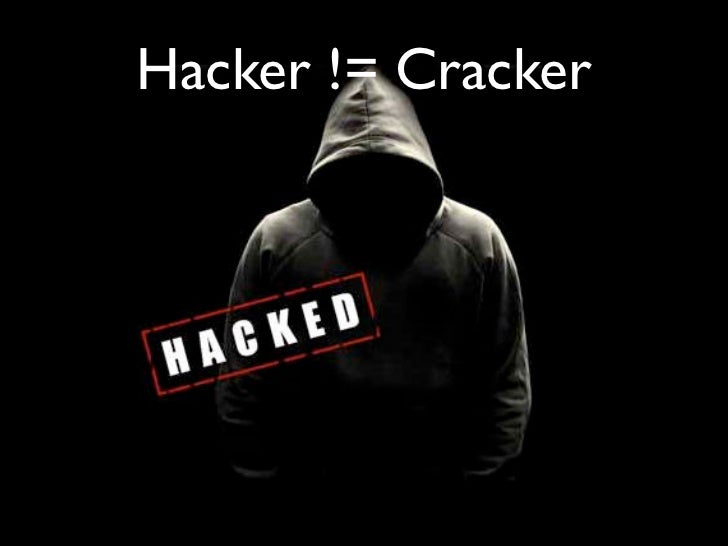 Wear the Hacker Badge with Pride!