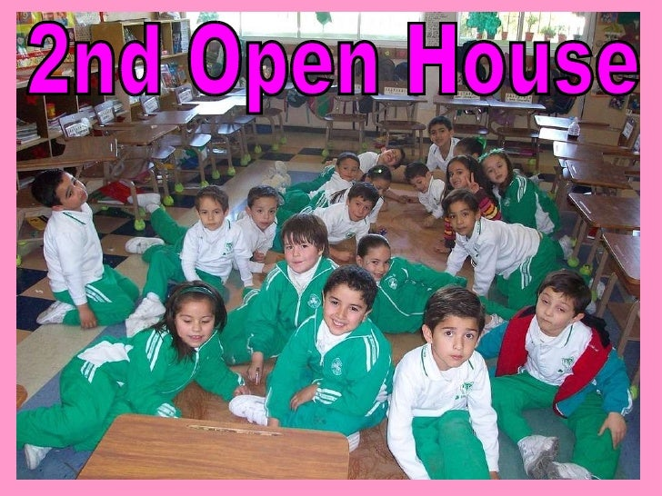 2nd Open House