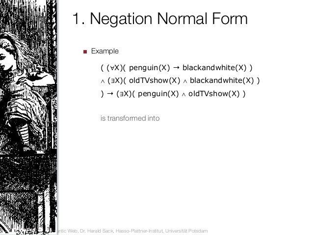OpenHPI 4.6 - Canonical Form