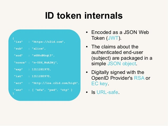 OpenID Connect Explained