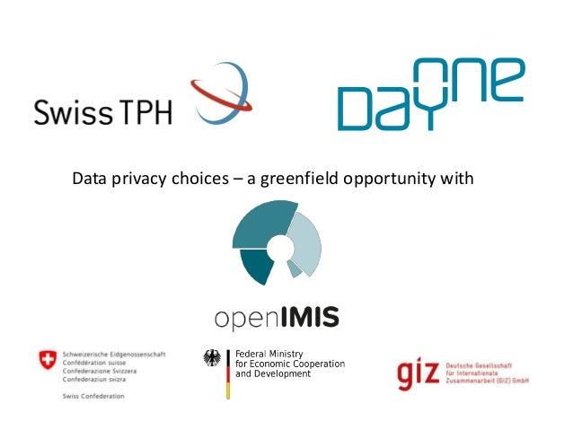 Data privacy choices – a greenfield opportunity with