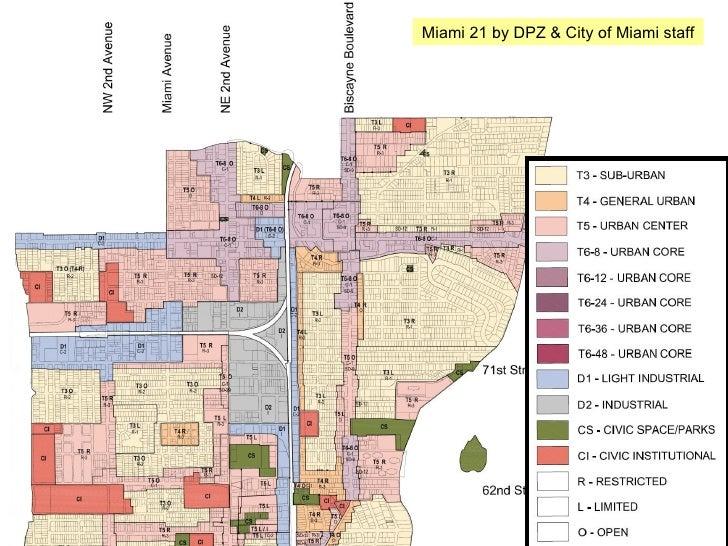 Can FormBased Coding Become A Best Practice Instead Of An Exotic Alt - Miami beach zoning map