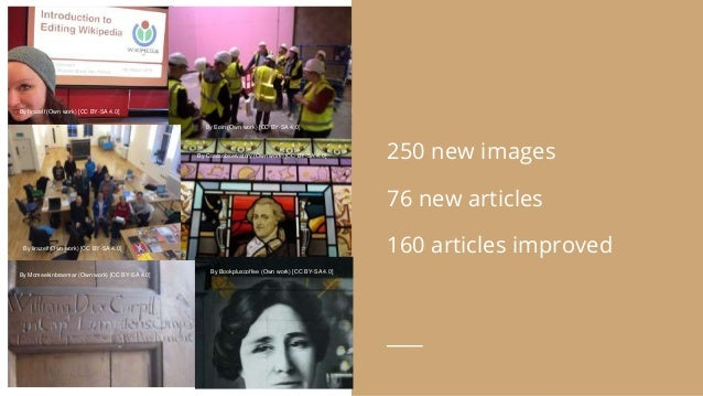 250 new images 76 new articles 160 articles improved By Bookpluscoffee (Own work) [CC BY-SA 4.0] By Mcmeekinbraemar (Own w...