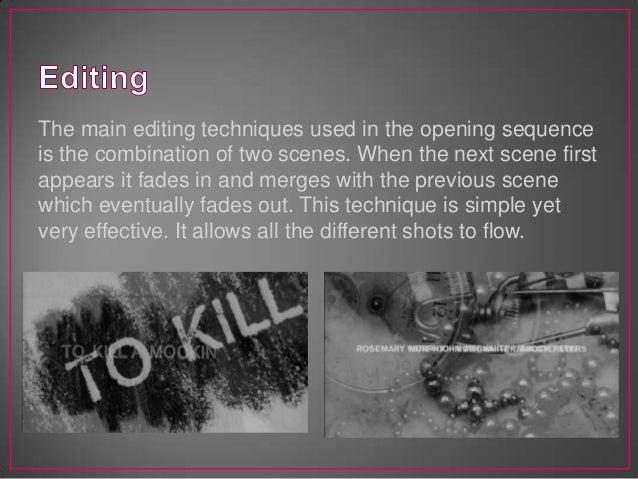 to kill a mockingbird opening scene