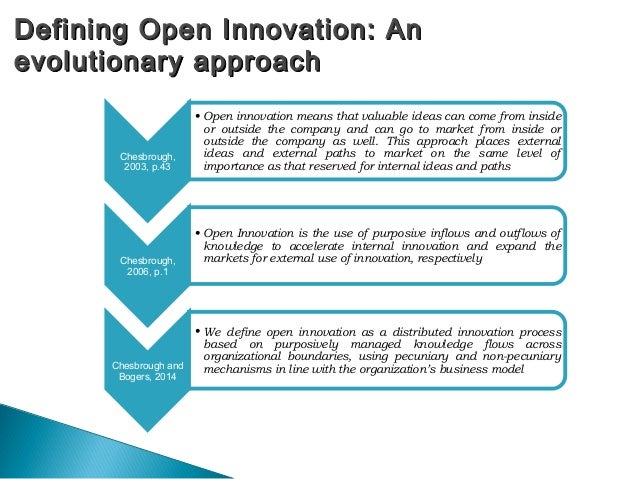 the future of open innovation These steps have set the stage for an open and cooperative com/innovation/en/home/pictures-of-the-future/research-and turned to open innovation.
