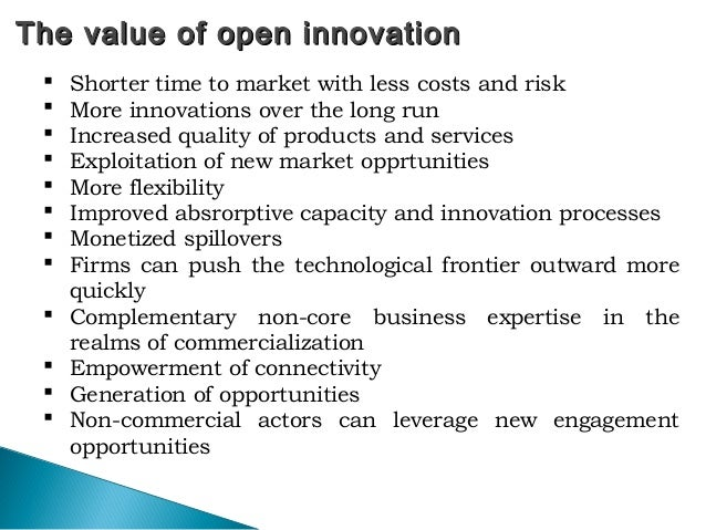 Striving for Innovation Success in the 21st Century