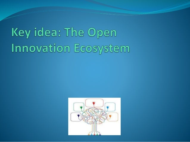 Making Open Innovation Ecosystems Work: Case Studies in Healthcare