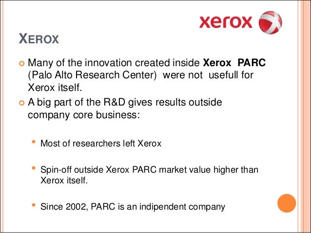 xerox inxight parc spin off Publications for linguistic products at inxight software, inc, a xerox spin-off  aiming to commercialize linguistic and visualization programs developed at  parc.