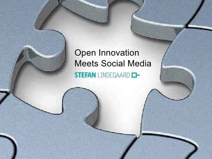 Open Innovation  Meets Social Media