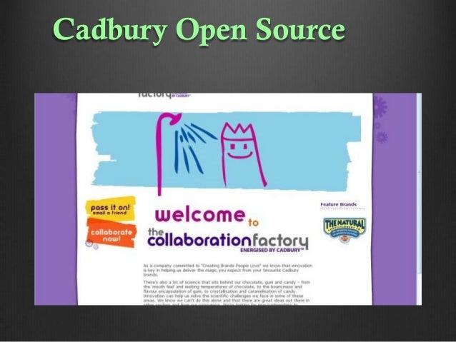 Cadbury Open Source