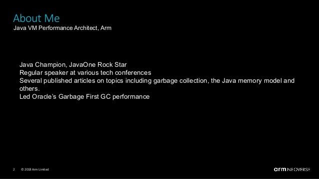 OPENJDK: IN THE NEW AGE OF CONCURRENT GARBAGE COLLECTORS Slide 2