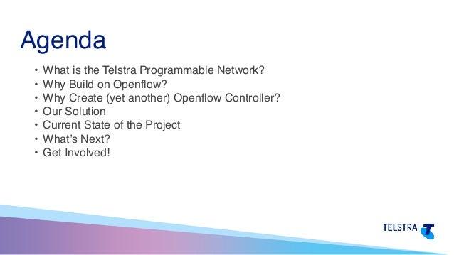 OpenKilda: Stream Processing Meets Openflow Slide 2