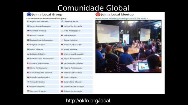 Open knowledge brasil   inovaday Slide 3