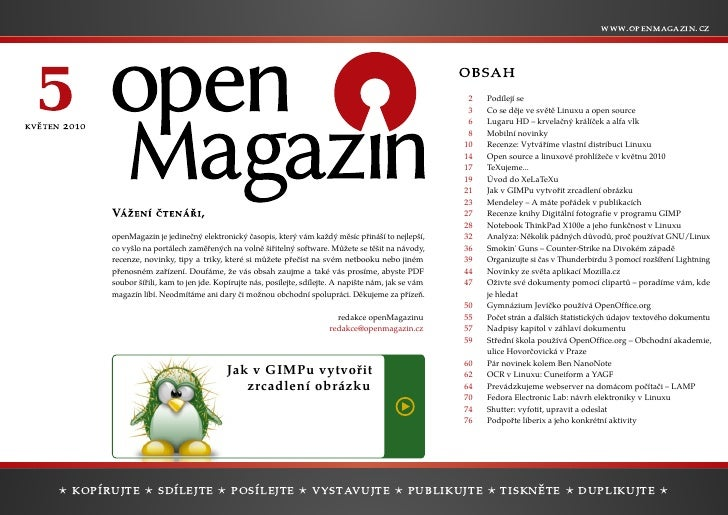 openMagazin 5/2010
