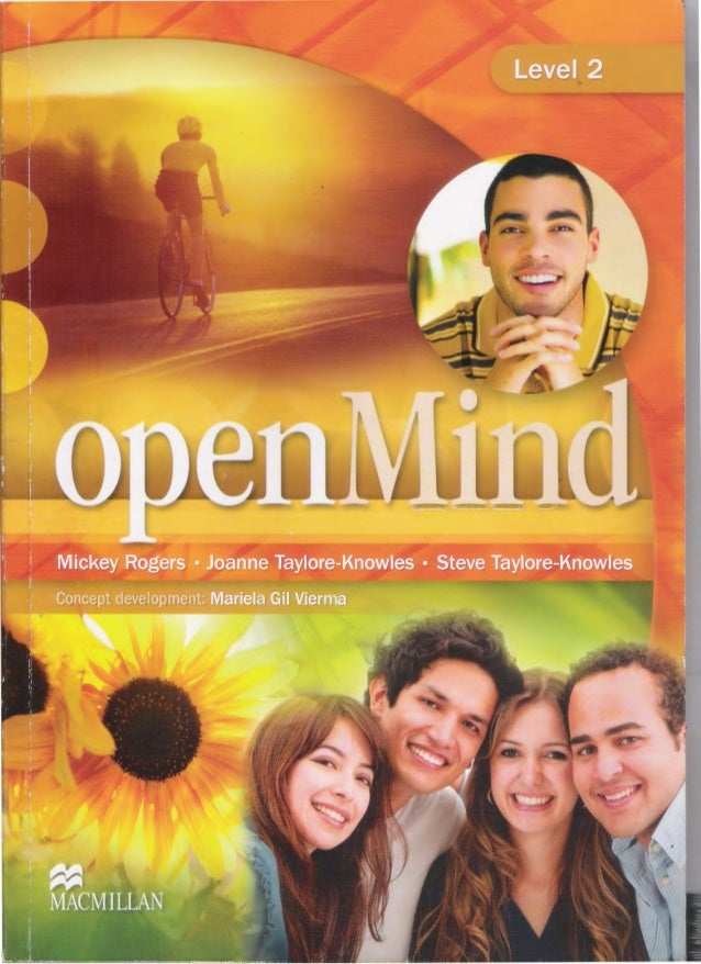 Open mind 2   book