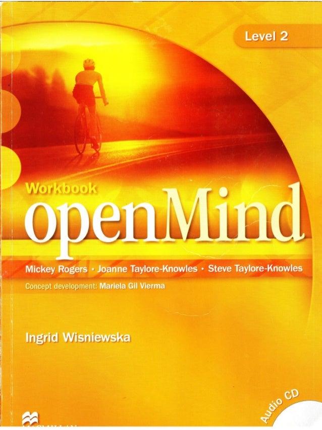 Open mind 2   workbook