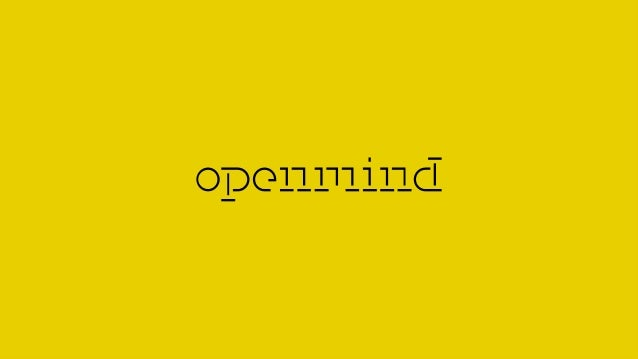 Technologically Intelligent 27.02.2014 THIS DOCUMENT IS THE PROPRIETARY PROPERTY OF OPENMIND CONCEPT SRL Digital Services ...