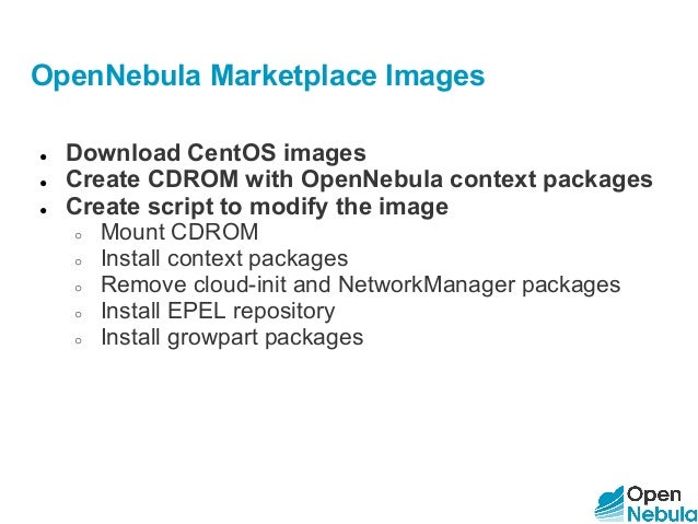 OpenNebulaConf 2016 - Storage Hands-on Workshop by Javier Fontán, Ope…