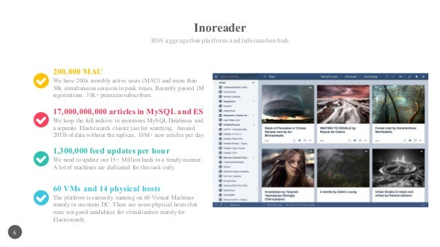 OpenNebulaConf2018 - How Inoreader Migrated from Bare-Metal Container…