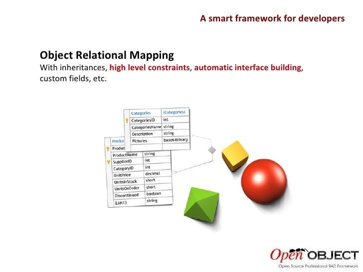 framework openobject
