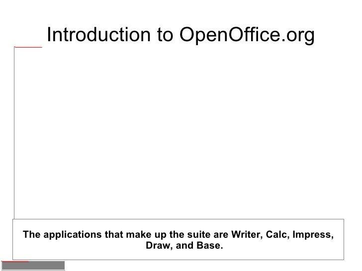 mla template open office