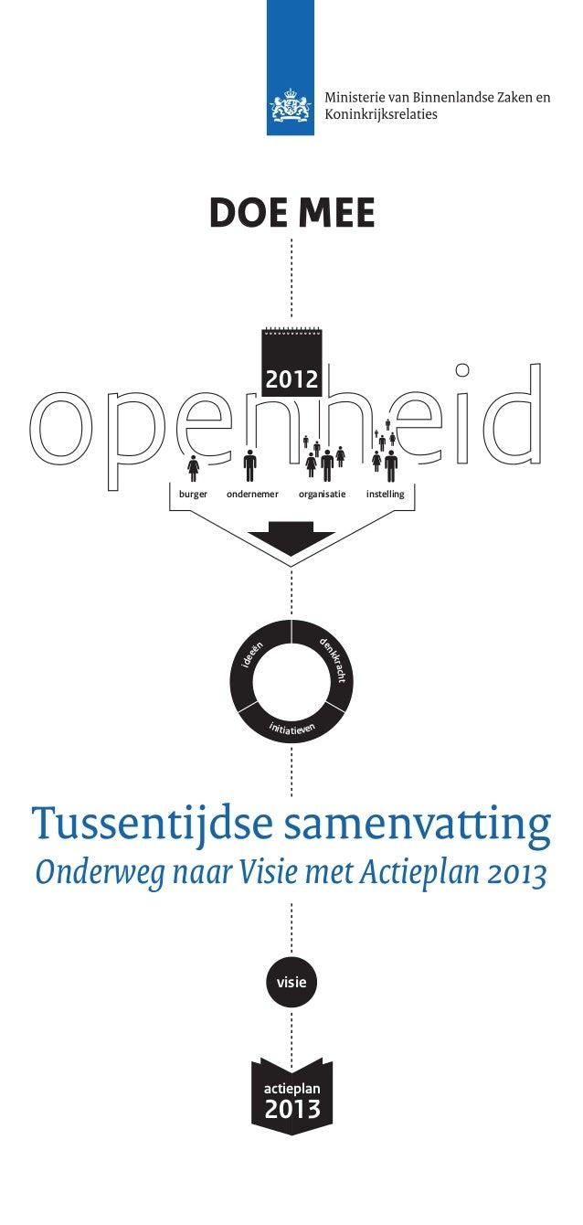 DOE MEE                   DOE MEE                     2012          burger   ondernemer                   organisatie     ...