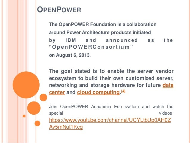 Open power