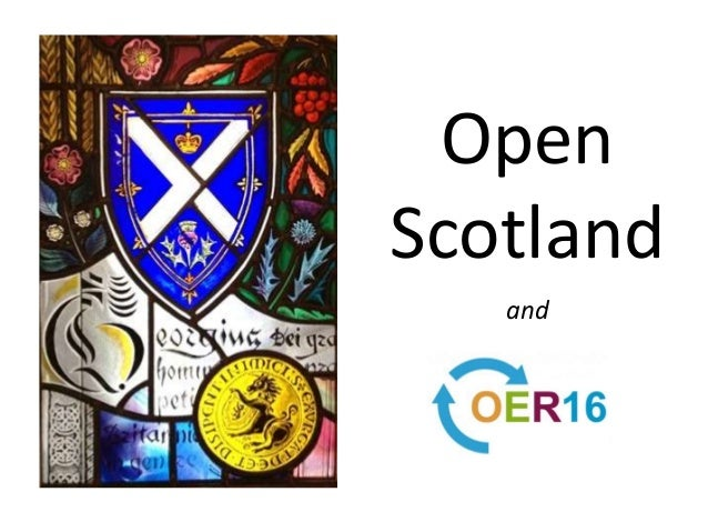 Open Scotland and