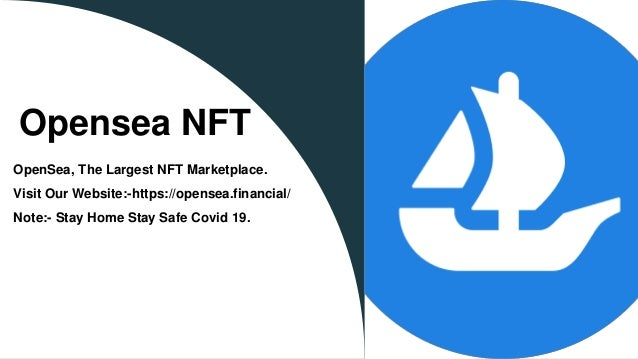 opensea the largest nft marketplace 1 638
