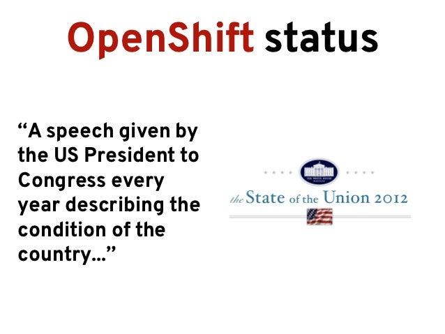 Open shift