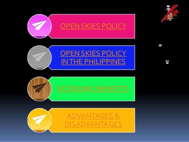 open skies is an international policy Benefits of an open skies aviation agreement high-quality job opportunities and economic growth open skies does this by reducing government interference in the commercial the growth of international air carrier alliances over the past decade has fundamentally changed the business of.
