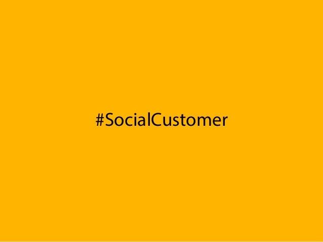 Social CRM en Open Smart Data Slide 3