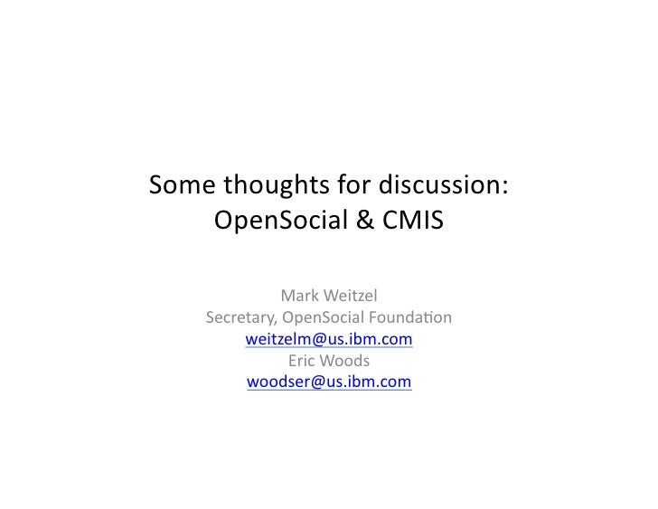 Open social & cmis   oasistc-20100712