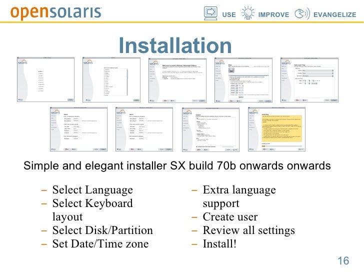 introduction to solaris Solaris is the computer operating system that sun microsystems provides for its  family of scalable processor architecture-based processors as well as for.